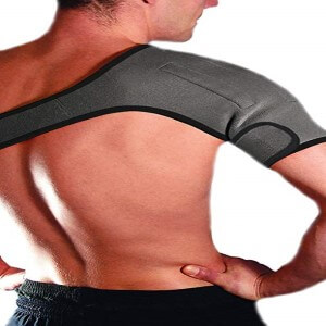 NatraCure Magnetic Shoulder Support