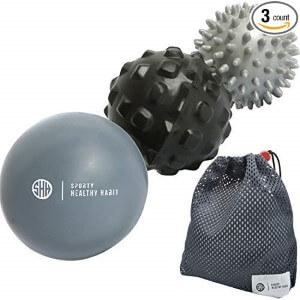 Sporty Healthy Habits Massage Balls