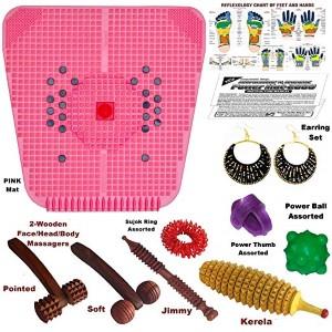 Super India Acupressure Health Kit