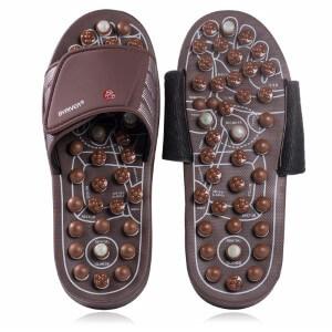 BYRIVER Acupressure Jade Stone Slippers