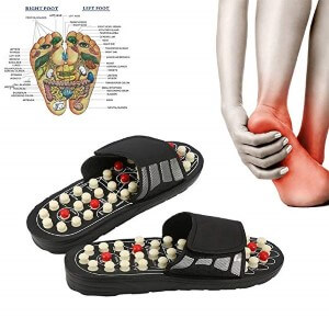 Magnetotherapy Tai Chi Massage Shoes
