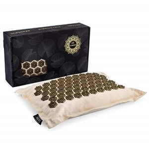 Organic Linen Acupressure Pillow