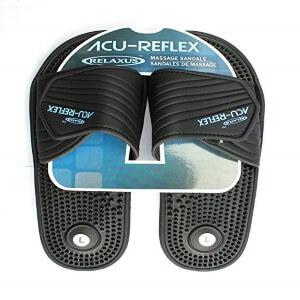 Relaxus Acu-Shiatsu Sandals