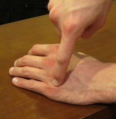 Acupressure Points for Shoulder Blade Pain - Acupressure Points